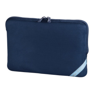 Hama 10.2 Inch Velour Notebook Sleeve Laptop Case Apple Mac Dell Acer HP Indigo