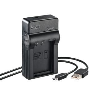 Hama Travel USB Charger for Nikon EN-EL24