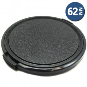 Clubman 62mm Snap on Lens Cap