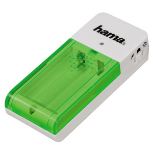"Hama ""USB-3800"" Emergency Battery Charger and Power Supply Units"