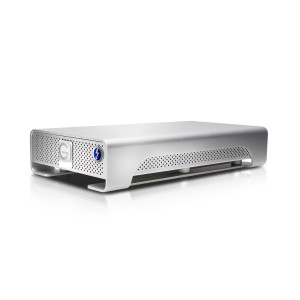 G-Technology G-DRIVE 0G04024 6TB Thunderbolt with USB 3.0 Desktop Hard Drive