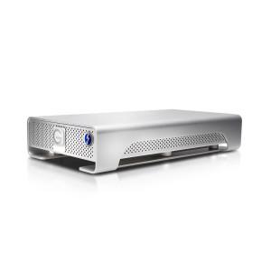 G-Technology G-DRIVE 0G04024 6TB Thunderbolt with USB 3.0 Desktop Hard Drive