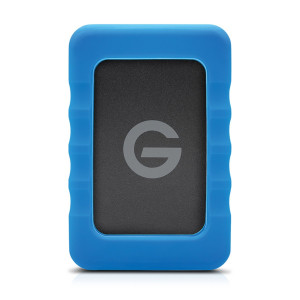 G-Technology G-DRIVE ev RaW 1TB USB 3.0 Black/Blue