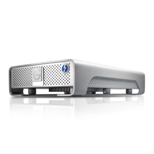 G-Technology G-DRIVE 0G03051 4TB Thunderbolt with USB 3.0 Desktop Hard Drive