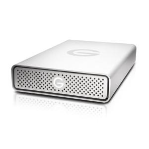 G-Technology G-DRIVE USB 3.0 (3.1 Gen 1) 6TB Silver