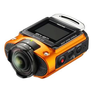 Ricoh WG-M2 Action Camera - Orange