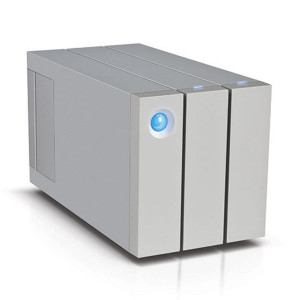 LaCie 2big Thunderbolt 2/USB 3.0 8TB 7200rpm (9000438EK)