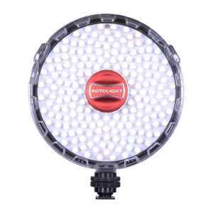 Rotolight NEO II 2 All-in-One Continuous LED Light + HSS Flash & Filter Pack