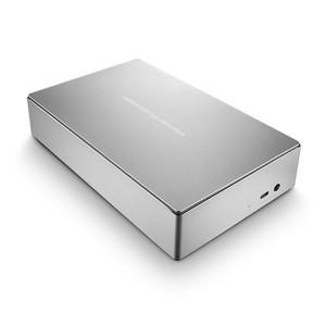 LaCie STFE6000100 Porsche Design 6TB USB-C Desktop Hard Drive