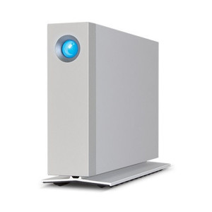 LaCie STGK6000400 d2 6TB USB 3.0 Silver External Hard Drive