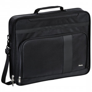 Hama 00101277 Dublin-I 40cm 15.6 inch Notebook Comfortable Carry Bag Black