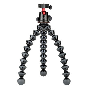 Joby JB01508-BWW GorillaPod 5K Flexible Mini-Tripod Stand with Ball Head Kit