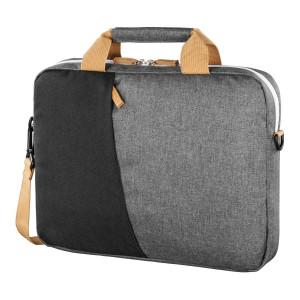 "Hama ""Florence"" Notebook Bag, up to 34 cm (13.3""), Black/Grey"