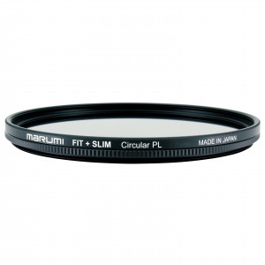 Marumi Fit Circular PL 55mm Camera Filter