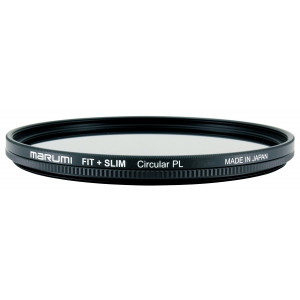 Marumi Fit Circular PL 62mm Camera Filter