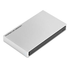 LaCie STET2000403 2TB Porsche Design USB-C or USB 3.0 Compatible Portable HDD
