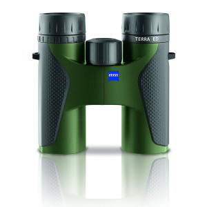 Zeiss 8x32 Terra ED Binocular, 2017 Edition (Black/Green)