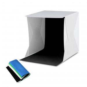 Amzdeal DIY LED Studio Foldable Lightbox