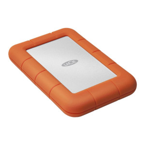 "LaCie Rugged Mini USB 3.0 4TB 2.5"" External Hard Drive HDD Orange (9000633)"