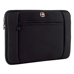 "Wenger 27623020 LUNAR 10.2"" Black Padded SwissGear Netbook Sleeve Case"