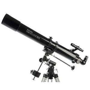 Celestron PowerSeeker 80EQ f/11 80mm Refractor Telescope