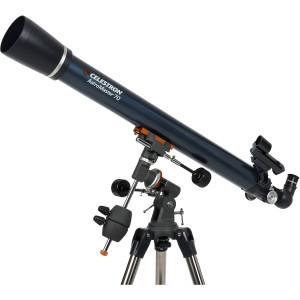 Celestron 21062 AstroMaster 70EQ 70mm f/13 Achromatic Refractor Telescope