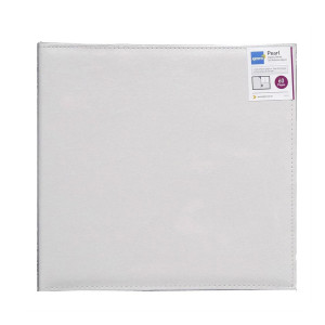 Kenro Pearl Classic 60 Pages 12x12'' Photo Album White [PL301]
