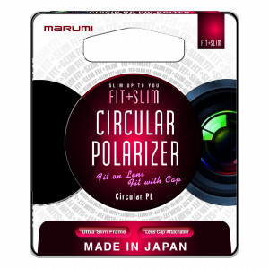 Marumi Fit Circular PL 67mm Camera Filter