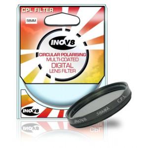 Inov8 CPL 58mm Camera Filter