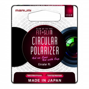 Marumi Fit Circular PL 58mm Camera Filter
