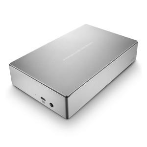 LaCie Porsche Design 4TB Desktop External Hard Drive STFE4000401
