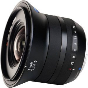 Zeiss 2030527 Touit 12mm F/2.8 Wide-angle Prime Lens for Fujifilm X-Mount Camera