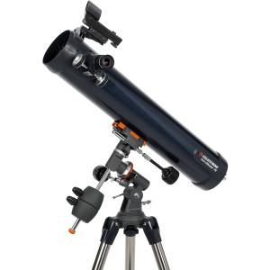 Celestron 31035 AstroMaster 76EQ 76mm F/9.2 Newtonian Reflector Telescope