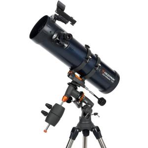 Celestron 31045 AstroMaster 130EQ 130mm f/5 Newtonian Reflector Telescope