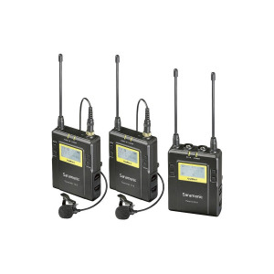 Saramonic SRTRX9/ K2 UWMIC9 96-Channel UHF Wireless Lavalier Microphone System