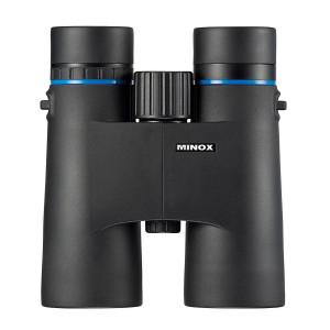 Minox 8x42 Non-Slip Binocular with Makrolon Casing Black