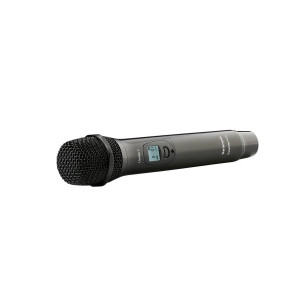 Saramonic SRHU9 96-Channel Digital UHF Wireless Handheld Microphone - Black