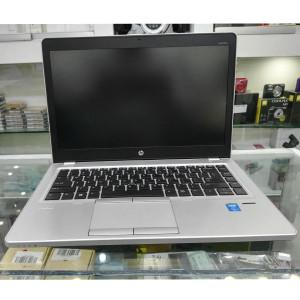 "HP Folio 9480m Core i5 4th Gen 4GB RAM 500GB HDD 14"" HD+ Display  Slim Laptop"