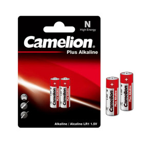 Camelion LR1 N size 1.5V Plus Alkaline Battery 2 pc(s)