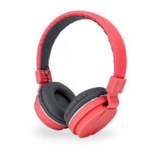 Bitmore Classic Folding HeadPhone (BM-SK310R) - Red