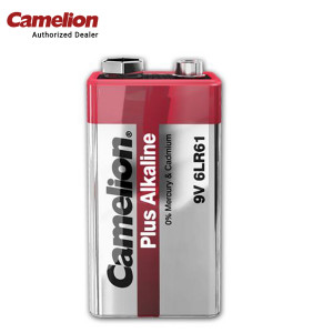 Camelion 9V Battery Plus Alkaline 1pcs
