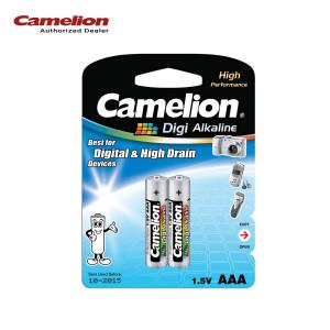 Camelion AAA 1.5V Digi Alkaline Battery 2pcs