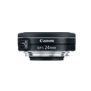 Canon EF-S 24mm f/2.8 STM Lens For DSLR
