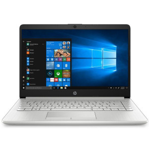 "HP Notebook 14s-dq1004tu Laptop, Intel Core i5-1035G1, 8GB, 256GB PCIe NVMe™ SSD, Intel UHD 14"" HD Display"