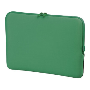 "Hama 13.3"" Neoprene Notebook Sleeve Laptop Case Green"