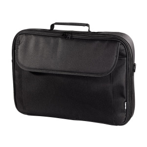 Hama Sportsline 15.6 Inch Montego Laptop Notebook Bag Case Sleeve Apple Dell Acer HP - Black