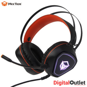 Meetion MT-HP020 USB Wired Backlit Gaming Headset With 3-Dimensional Surround Sound with Mic
