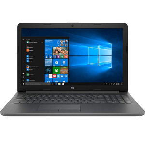 HP 15-da0414tu 15.6-inch Laptop  8th Gen i3-8130U, 4GB RAM, 1TB HDD Storage, Windows 10 Home 64, Chalkboard Gray
