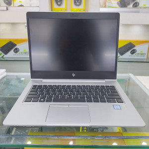 "HP EliteBook 830 G5 - Core i5 8250U - 8 GB RAM - 256 GB SSD 13.3"" FHD Laptop"
