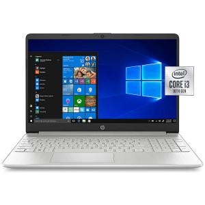 "HP 15-dy1031wm Laptop, Intel Core i3-1005G1, 8GB, 256GB PCIe NVMe™ SSD, Intel UHD 15.6"" HD Display Win 10 Home"